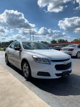 2016 Chevrolet Malibu Limited for sale at City to City Auto Sales in Richmond VA