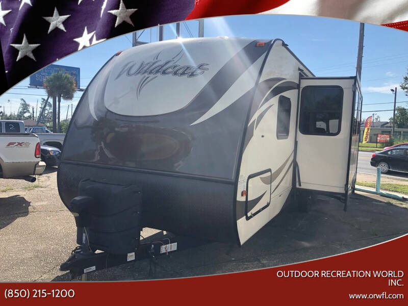 2018 Forest River 292QBD for sale at Outdoor Recreation World Inc. in Panama City FL
