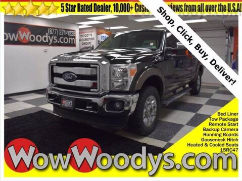 2015 Ford F-250 Super Duty for sale at WOODY'S AUTOMOTIVE GROUP in Chillicothe MO