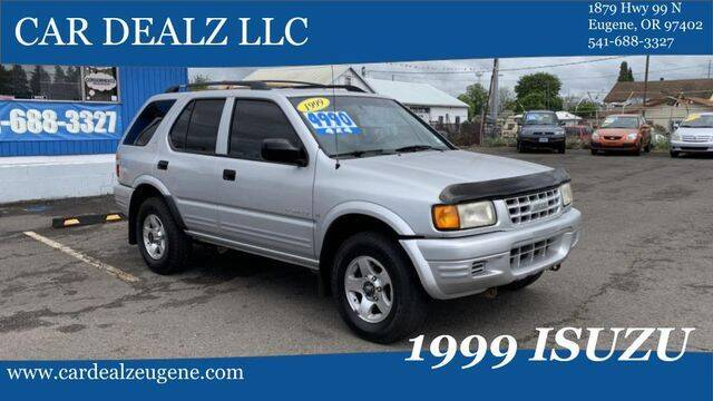 1999 Isuzu Rodeo for sale in Eugene, OR
