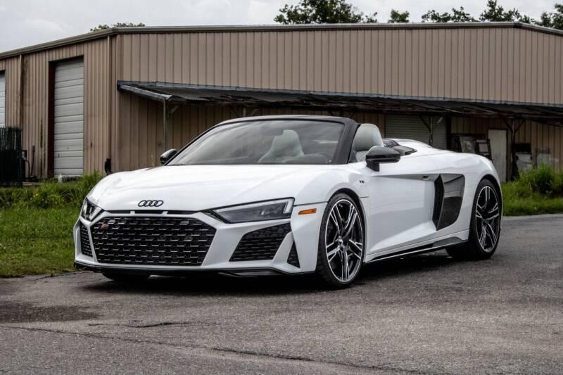 2020 Audi R8 for sale at Exquisite Auto in Sarasota FL