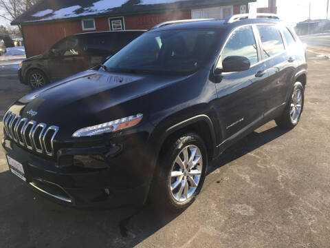 2016 Jeep Cherokee for sale at Flambeau Auto Expo in Ladysmith WI