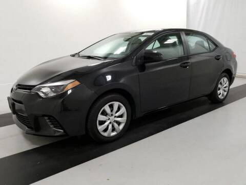 2016 Toyota Corolla for sale at CARSTRADA in Hollywood FL