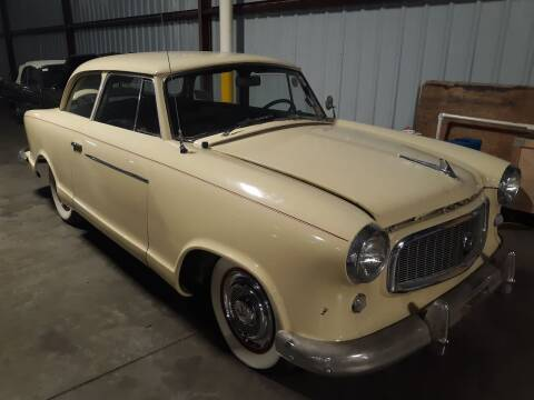 1960 AMC Rambler for sale at Heartland Classic Cars in Effingham IL