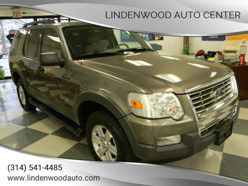 2006 Ford Explorer for sale at Lindenwood Auto Center in St.Louis MO