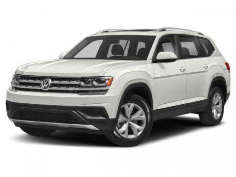 2018 Volkswagen Atlas for sale at Auto Finance of Raleigh in Raleigh NC