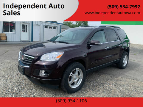 2008 Saturn Outlook for sale at Independent Auto Sales #2 in Spokane WA