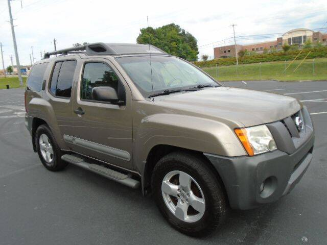 2008 Nissan Xterra for sale at Atlanta Auto Max in Norcross GA