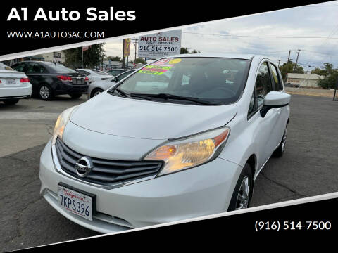 2015 Nissan Versa Note for sale at A1 Auto Sales in Sacramento CA