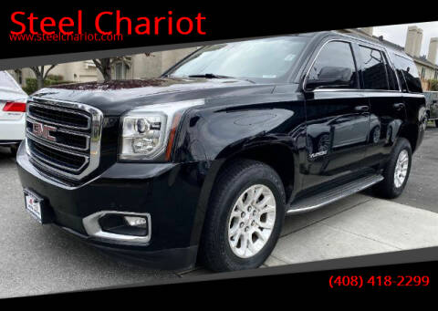 2016 GMC Yukon for sale at Steel Chariot in San Jose CA