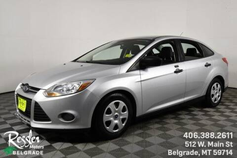 2014 Ford Focus for sale at Danhof Motors in Manhattan MT