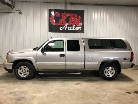 2006 Chevrolet Silverado 1500 for sale at C&M Auto in Worthing SD