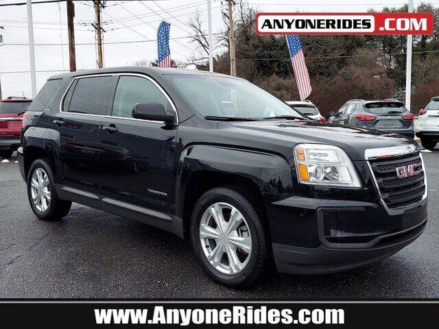 2017 GMC Terrain for sale at ANYONERIDES.COM in Kingsville MD