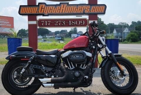 2013 Harley-Davidson Sportster 48 for sale at Haldeman Auto in Lebanon PA
