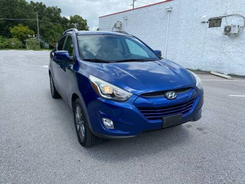 2015 Hyundai Tucson for sale at LUXURY AUTO MALL in Tampa FL
