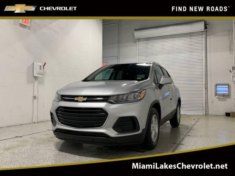 2021 Chevrolet Trax for sale in Miami, FL