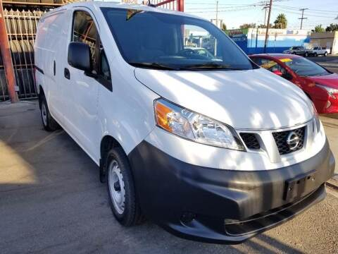 2016 Nissan NV200 for sale at Ournextcar/Ramirez Auto Sales in Downey CA