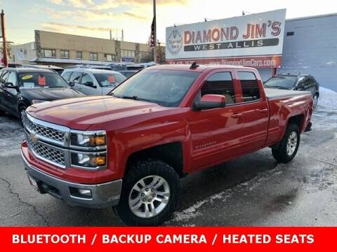 2015 Chevrolet Silverado 1500 for sale at Diamond Jim's West Allis in West Allis WI