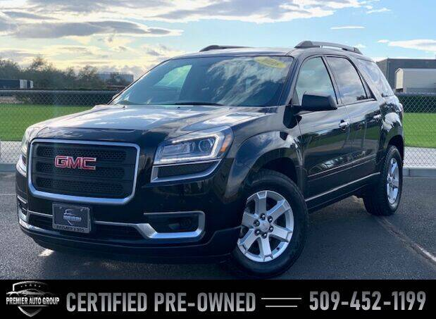 2016 GMC Acadia for sale at Premier Auto Group in Union Gap WA
