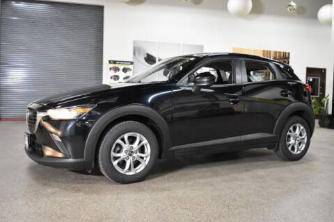 2017 Mazda CX-3 for sale at DONE DEAL MOTORS in Canton MA