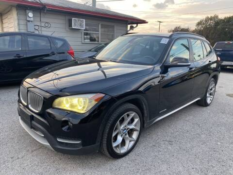 2013 BMW X1 for sale at Pary's Auto Sales in Garland TX