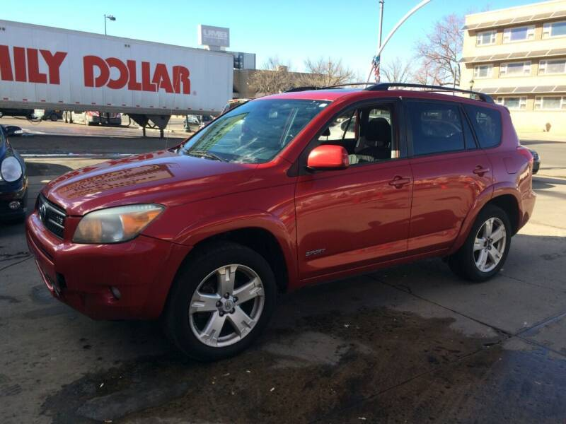 2007 Toyota RAV4 for sale at Capitol Hill Auto Sales LLC in Denver CO