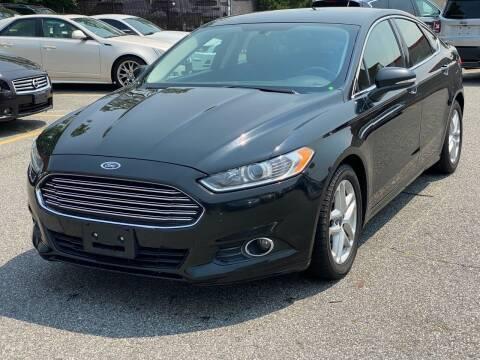 2014 Ford Fusion for sale at MAGIC AUTO SALES - Magic Auto Prestige in South Hackensack NJ