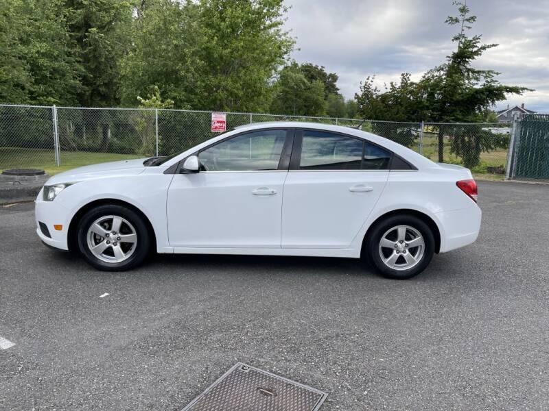 2013 Chevrolet Cruze for sale in Tacoma, WA