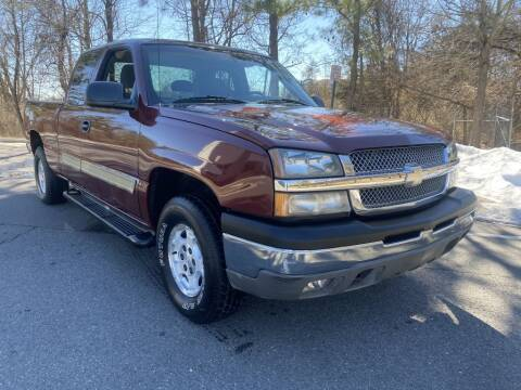 2003 Chevrolet Silverado 1500 for sale at PM Auto Group LLC in Chantilly VA