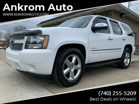 2011 Chevrolet Tahoe for sale at Ankrom Auto in Cambridge OH