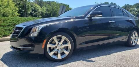 2015 Cadillac ATS for sale at Chris Motors in Decatur GA