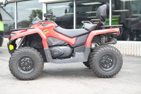 2018 Can-Am Outlander™ MAX 570