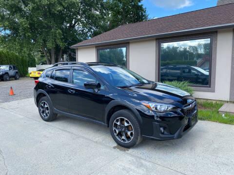 2020 Subaru Crosstrek for sale at VITALIYS AUTO SALES in Chicopee MA