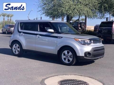 2017 Kia Soul for sale at Sands Chevrolet in Surprise AZ