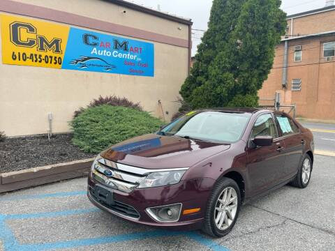 2011 Ford Fusion for sale at Car Mart Auto Center II, LLC in Allentown PA