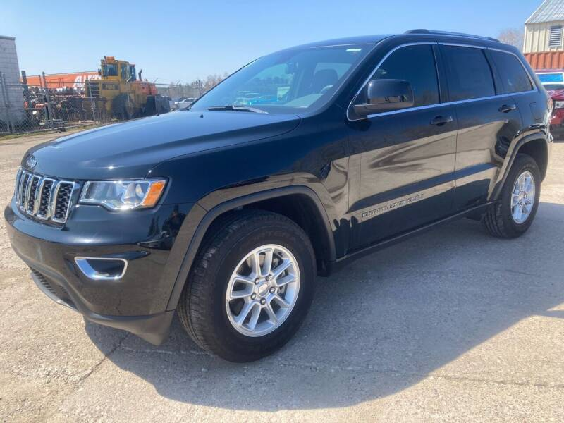 2019 Jeep Grand Cherokee for sale at SUNSET CURVE AUTO PARTS INC in Weyauwega WI