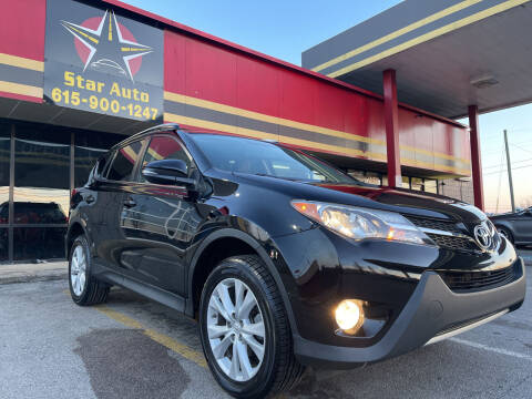 2013 Toyota RAV4 for sale at Star Auto Inc. in Murfreesboro TN