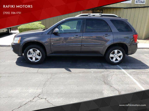 2007 Pontiac Torrent for sale at RAFIKI MOTORS in Henderson NV