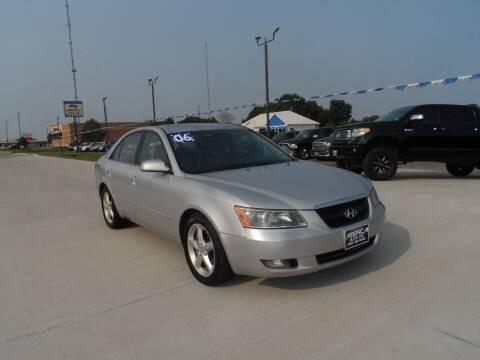 2006 Hyundai Sonata for sale at America Auto Inc in South Sioux City NE