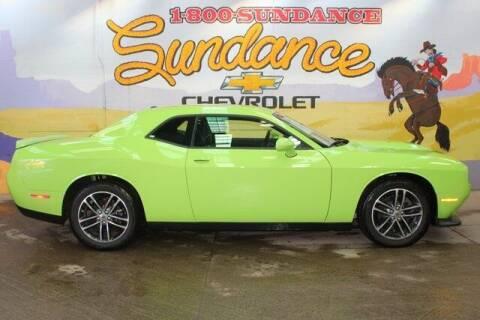2019 Dodge Challenger for sale at Sundance Chevrolet in Grand Ledge MI