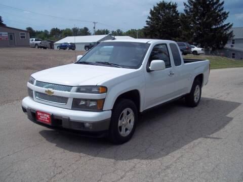 2012 Chevrolet Colorado for sale at SHULLSBURG AUTO in Shullsburg WI