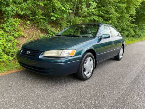 1998 Toyota Camry for sale at Lenoir Auto in Lenoir NC