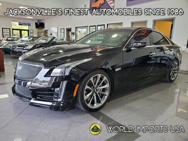 2017 Cadillac CTS-V for sale in Jacksonville, FL