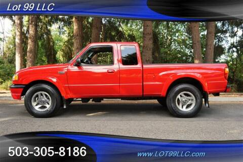 2005 Mazda B-Series Truck for sale at LOT 99 LLC in Milwaukie OR