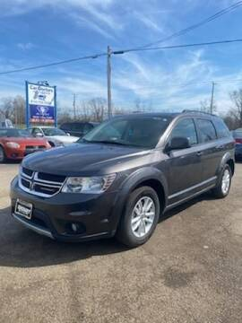 2017 Dodge Journey for sale at Glory Auto Sales LTD in Reynoldsburg OH
