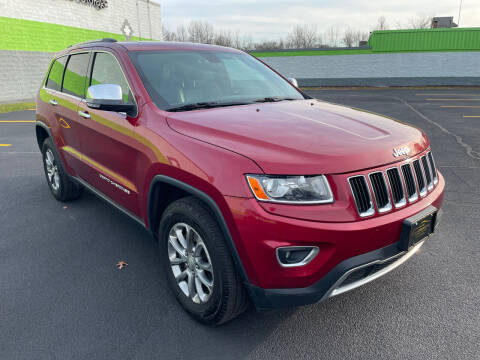 2014 Jeep Grand Cherokee for sale at South Shore Auto Mall in Whitman MA