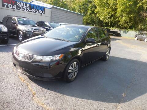 2013 Kia Forte5 for sale at Uptown Auto Sales in Charlotte NC
