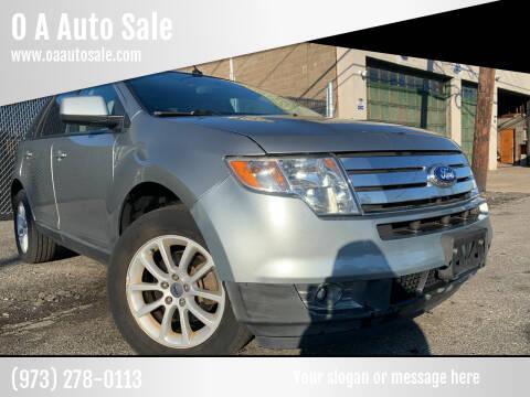 2007 Ford Edge for sale at O A Auto Sale in Paterson NJ