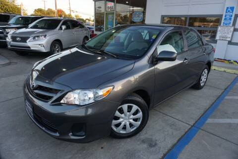 2013 Toyota Corolla for sale at Industry Motors in Sacramento CA