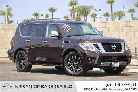 2020 Nissan Armada for sale at Nissan of Bakersfield in Bakersfield CA